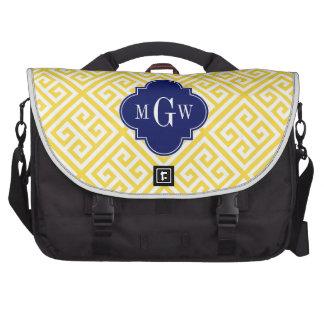 Pineapple Wt Med Greek Key Diag T Navy 3I Monogram Bags For Laptop