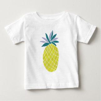 Pineapple Yummy Yellow Summer Fruit Baby T-Shirt