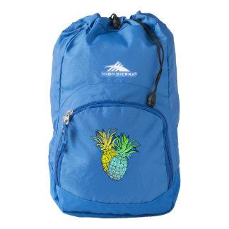 Pineapples Backpack Bag