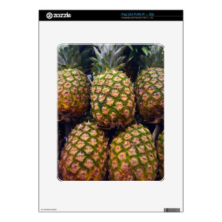 Pineapples Decals For iPad