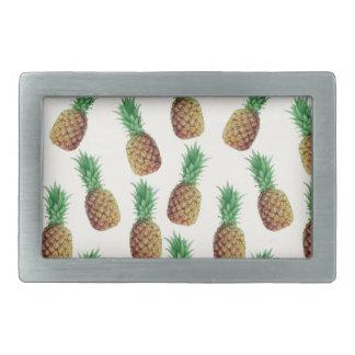 Pineapples Everywhere Belt Buckle