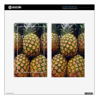 Pineapples Kindle Fire Decals