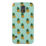 Pineapples & Mint Galaxy S5 Case