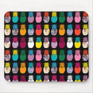Pineapples Pattern Mousepad
