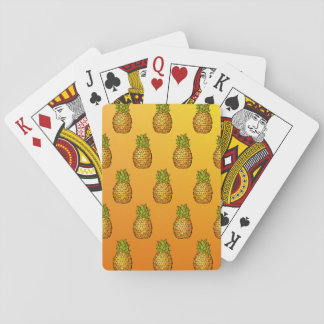 Pineapples Playing Cards