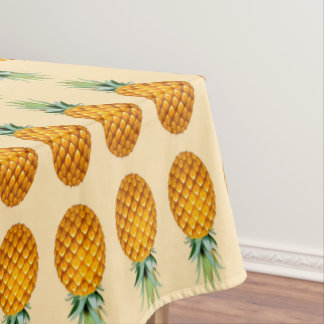 Pineapples Tablecloth