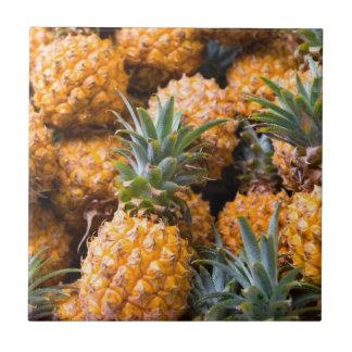 Pineapples Tile