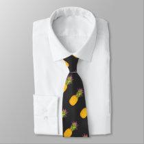 Pineapples - Tropical Tie