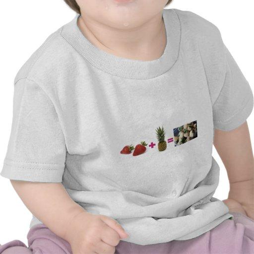 Pineberry T-shirts
