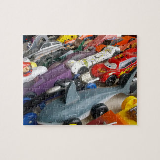 Pinecar Collection Puzzle