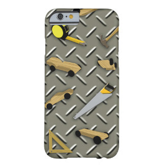 Pinecar Woodshop Barely There iPhone 6 Case