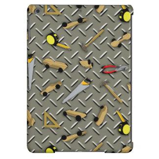 Pinecar Woodshop iPad Air Cover