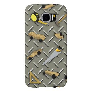 Pinecar Woodshop Samsung Galaxy S6 Cases