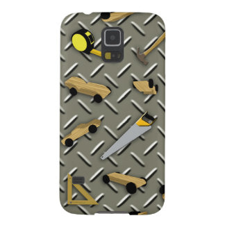 Pinecar Woodshop Galaxy S5 Cover
