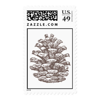 pinecone116 postage stamps