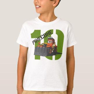 Pinecone Character Art T-Shirt