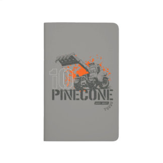 Pinecone Graphic Journal