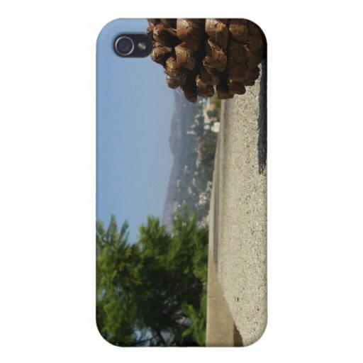 Pinecone iPhone 4/4S Carcasa