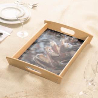 Pinecone Serving Tray