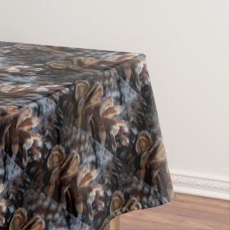 Pinecones Tablecloth