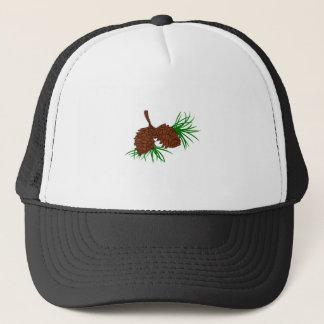 Pinecones Trucker Hat