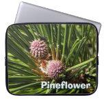 Pineflower Fundas Portátiles