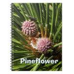 Pineflower Libro De Apuntes Con Espiral