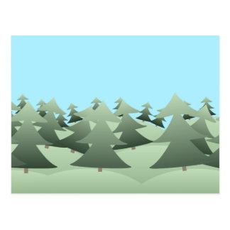 Pineforest Postcard