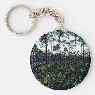 Pinelands Keychain