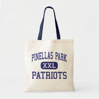 Pinellas Park - Patriots - High - Largo Florida Bags
