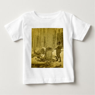 Pineries of Michigan Goodridge Brothers Saginaw MI T Shirt