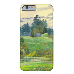 Pines Barely There iPhone 6 Case