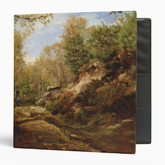 Pines & Birch Trees or The Forest of 3 Ring Binder