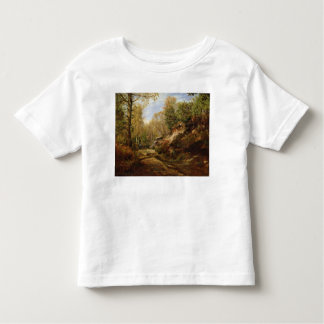 Pines & Birch Trees or The Forest of Toddler T-shirt