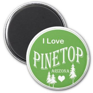 Pinetop Arizona Magnet