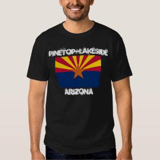 Pinetop-Orilla del lago, Arizona Playeras