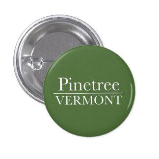 Pinetree - pequeño botón - verde