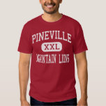 Pineville - leones de montaña - alto - Pineville Polera