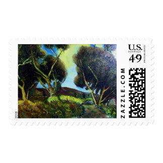 PINEWOOD IN TUSCANY POSTAGE