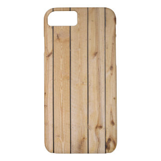 Pinewood iPhone 7 Case