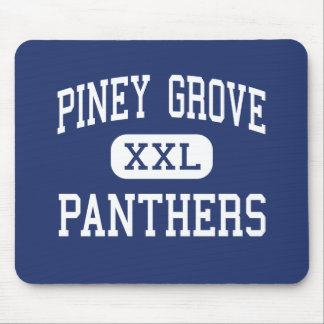 Piney Grove Panthers Middle Lawsonville Mousepads