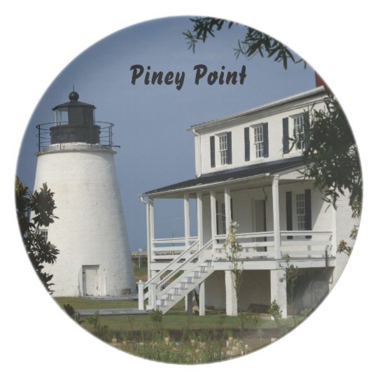 Piney Point Plate