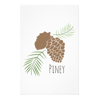 Piney Stationery