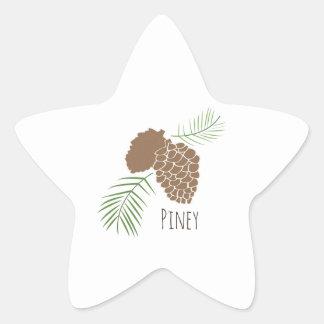 Piney Stickers