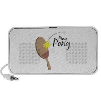 Ping-pong Sistema Altavoz