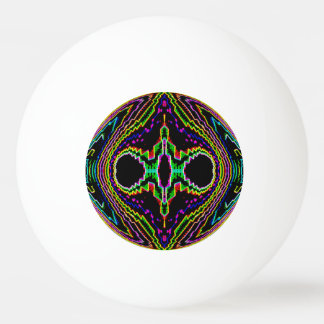 Ping Pong Ball – Abstract Design / Pattern