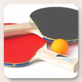Ping Pong Beverage Coaster