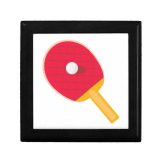 Ping-pong Caja De Joyas