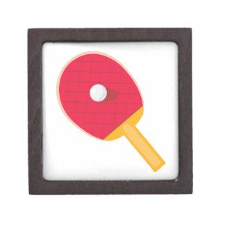 Ping-pong Cajas De Recuerdo De Calidad