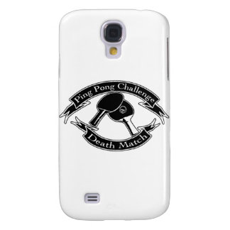 Ping Pong Challange Death Match Samsung Galaxy S4 Covers